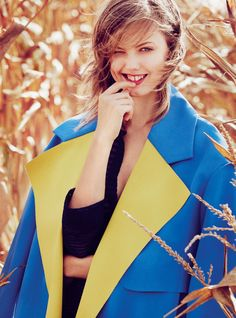 Lindsey Wixson by Will Davidson for Vogue Australia December 2014 5