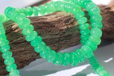 Schöne grüne Chrysopras Kette Top Qualität / 101 von ElstarDesign