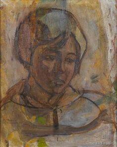 Τριανταφυλλίδης Θεόφραστος – Theofrastos Triantafyllidis [1881-1955] | paletaart – Χρώμα & Φώς