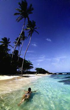 Islands of the Caribbean - Little Corn,  Corn archipelago