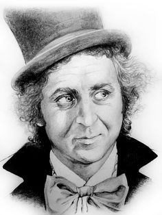 "Gene Wilder in ""Willy Wonka & The Chocolate Factory"""