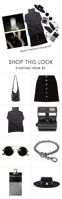 """""""How strange"""" by justasmollilbat ❤ liked on Polyvore featuring Marie Turnor, Miss Selfridge, Zadig & Voltaire, Impossible and Kill Star"""