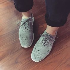 60472f725f48 Women s ZERØGRAND Wingtip Oxford