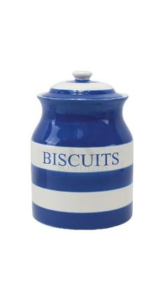 Blue Band Biscuits Canister @ rosefields.co.uk