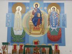 Capela N. Sra. de Fátima.  Ceilândia Sul - DF