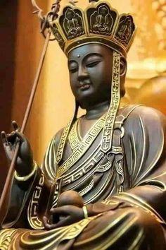 地藏王菩薩 Ksitigarbha Bodhisattva