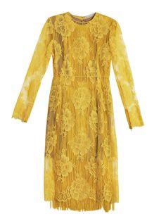 Floral lace dress by Stella McCartney