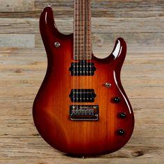 Music Man John Petrucci JP6 PDN Sunburst USED (s095)