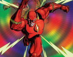 Flash Comics, Dc Comics, Comic Art, Comic Books, Flash Barry Allen, Detective Comics, Black Canary, Green Arrow, Lol