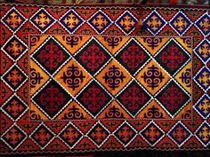 kyrgyz pattern - Google Search
