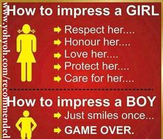 Funny pictures about Impressing Different Genders. Oh, and cool pics about Impressing Different Genders. Also, Impressing Different Genders photos. Crazy Funny Videos, Funny Prank Videos, Hurt Quotes, Funny Quotes, Funny Memes, Comedy Quotes, Funniest Memes, Hindi Quotes, Funny Shit
