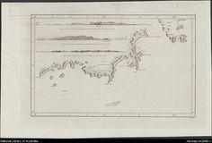 Harmar, T. (Thomas), fl. 1781-1814. Chart of Van Diemen's Land [cartographic material]