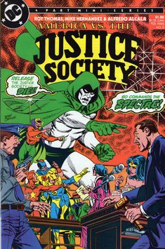America vs. the Justice Society #2