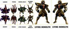 Marvel Villains Character Sheet 180
