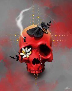 Crimson by Aunia Kahn
