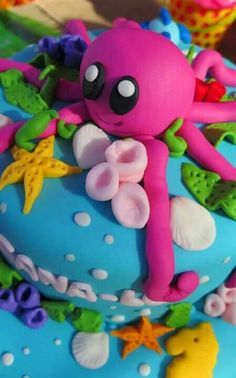 A Baby Shower under the sea for Paola and Keana-Lu