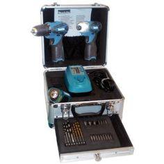 Makita Set DF330D + TD090D + ML 100 + Zubehr + Koffer