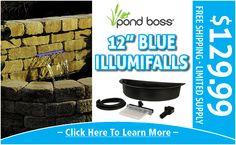 Pond Supplies, Pond Liner & Water Garden Supplies