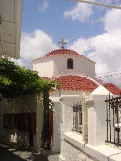 Church Lindos/Rhodes