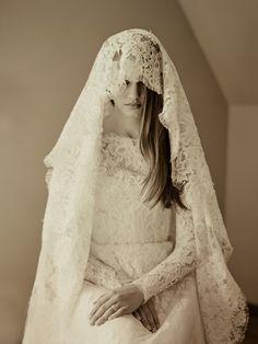 editorial bridal by elizabeth messina