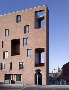 Timberyard Social Housing, Dublin, 2009 - O'Donnell + Tuomey