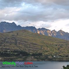 The Remarkables in #newzealand #NZmustdo #travel keeping an eye on Queenstown
