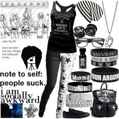 """Tattoos and Whiskey Make Me Frisky"" by xxxburningcoldxxx on Polyvore"