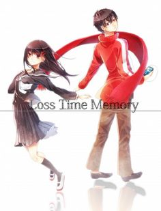 Lost Time Memory, Ayano & Shintaro