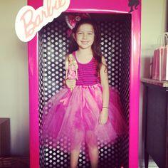 Barbie party success!