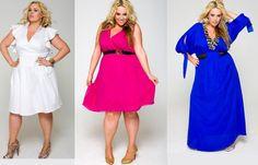 Vestidos plus size: dicas para arrasar na hora da escolha - Site de Beleza e Moda