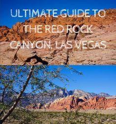 ULTIMATE GUIDE TO THE RED ROCK CANYON, LAS VEGAS. #lasvegas#redrockcanyon…