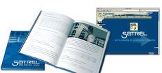 Satrel S.p.A. - Bilancio aziendale e sito web. Realizzazione: Agenzia Verde