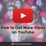 How to Get More Views on YouTube http://ift.tt/2qNZPsS   As if creating video wasnt hard enough you also need to figure out how to get people to watch your video; which is an art form all on its own. Part of doing this is to make your video is discoverable. The first step to creating videos that getviews is creating content people are looking for. The easiest way to do this is to create content that answers peoples questions. This type of video is the easiest to build a YouTube audience…