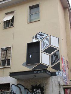 skene em street art - Cerca con Google