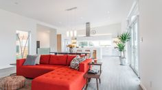 The U - 641 Homes - Modern home design from Winkler, Manitoba