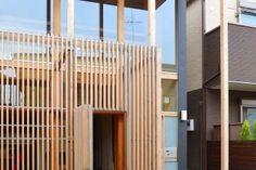 水石浩太建築設計室:東京都杉並区の設計事務所・建築家 | 貫井北町の住宅 | WORKS
