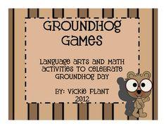Groundhog Day is next week :)