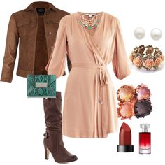 Fall Wedding Guest By Setle On Polyvore Attire Winter Guests