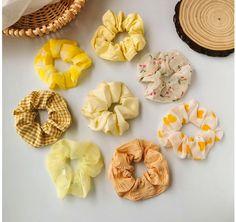 Yellow Jewelry, Yellow Accessories, Hair Accessories, Satin Color, Yellow Hair, Twist Headband, Pastel Purple, Headdress, Country Girls