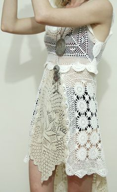 Crochet details CROCHET AND TRICOT INSPIRATION: http://pinterest.com/gigibrazil/crochet-and-knitting-lovers/
