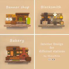 Minecraft Mansion, Minecraft Cottage, Cute Minecraft Houses, Minecraft Room, Minecraft Plans, Amazing Minecraft, Minecraft Blueprints, Minecraft Crafts, Minecraft Furniture