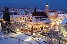 Weihnachtsmarkt Freudenstadt |Foto: © Schwarzwald Tourismus GmbH
