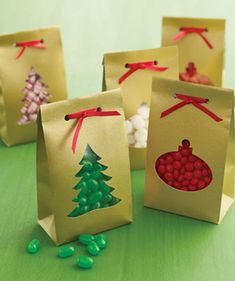 Treat Bag Tree Ornam