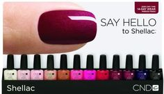 SheLLac...14 Day WeaR!!  amazing product.. i use it at work every day!