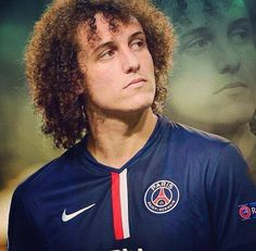 David Luiz David Luiz Chelsea, Chelsea Fc, Soccer News, Paris Saint, Psg, Fc Barcelona, Neymar, Hairstyle, Football