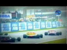 Ayrton Senna   O Melhor Piloto de todos os tempos