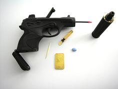 Ted Noten Chanel 001 gun bag