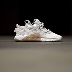 adidas Tubular Rise White . Disponible/Available: SNKRS