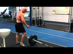 Paul Chek workout Pulling mini circuit, ripped at 50 - YouTube