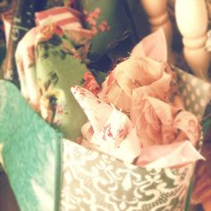 July 22nd--fabric scraps